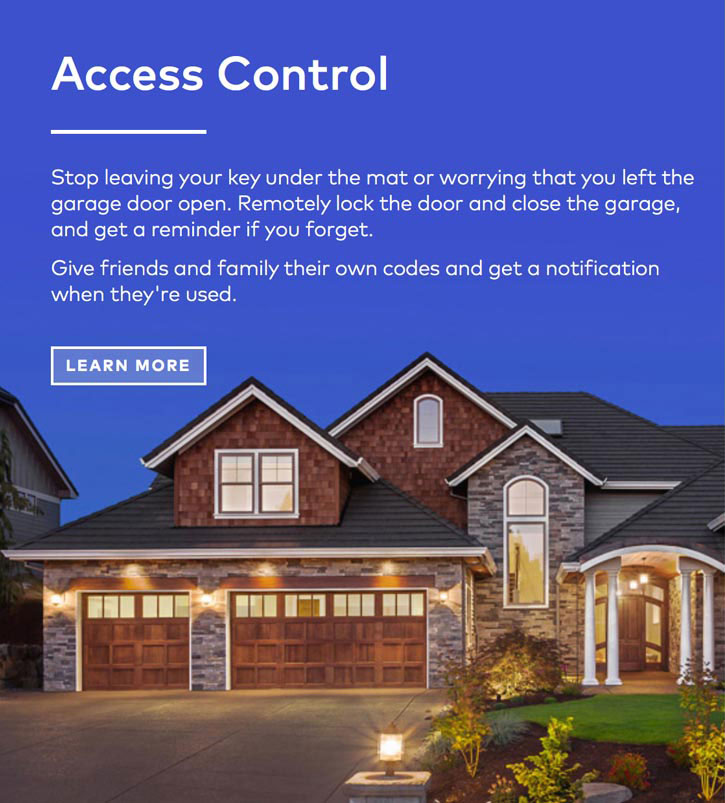 Access Control from Secure Tech Alarms