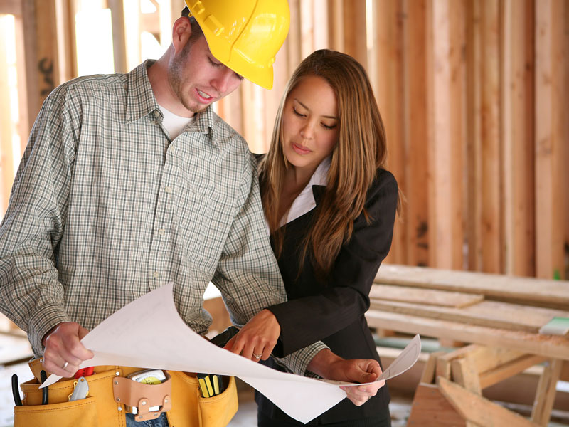 pre-construction planning with Secure Tech Alarms