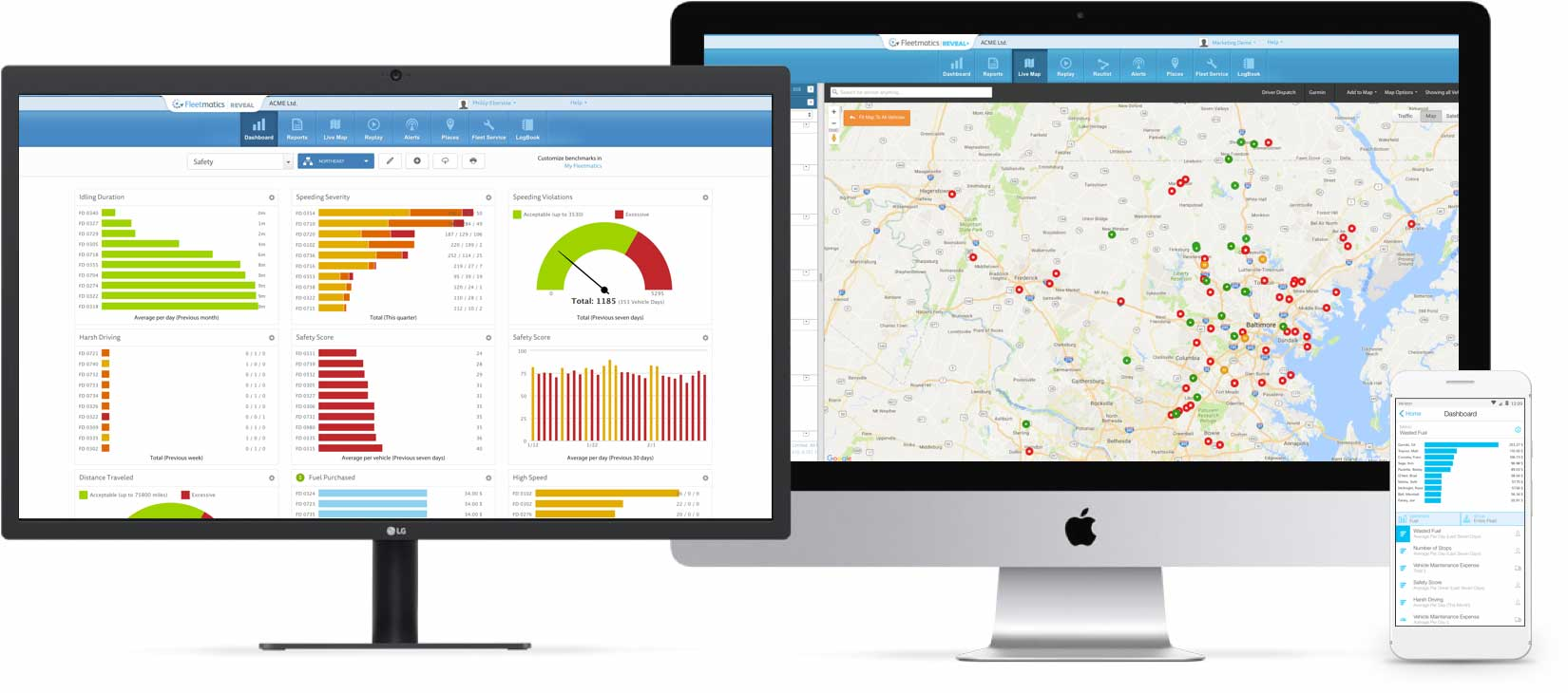 GPS tracking from Secure Tech Alarms