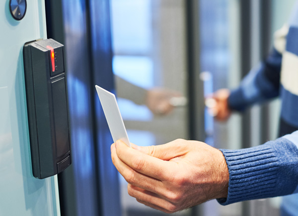 card access from Secure Tech Alarms