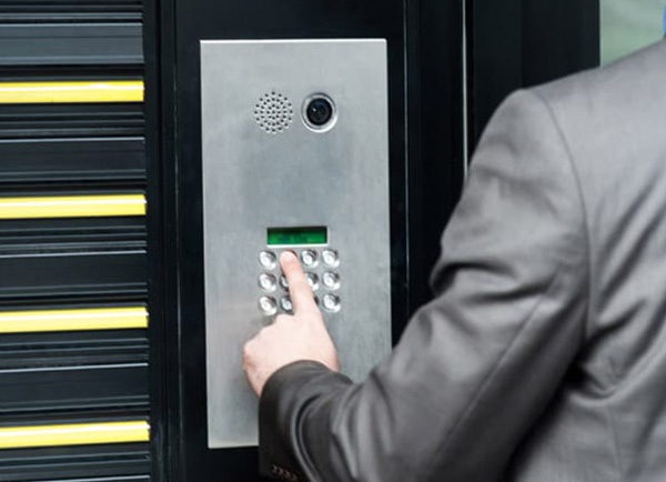 Telephone Entry Systems from Secure Tech Alarms