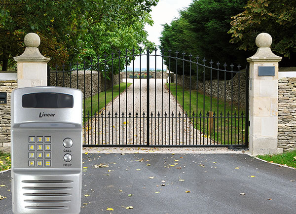 Gate Access from Secure Tech Alarms